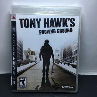 Tony Hawk Proving Ground Ps3 Oferta