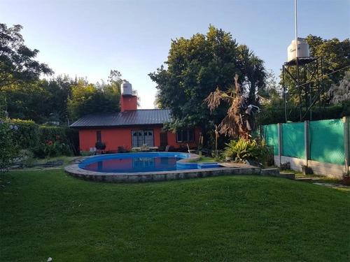 Imagen 1 de 9 de Casa En Tortuguitas Con Pileta