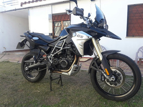 Bmw Gs 800 F Negra (triple Black) 2018 3500 Km Como Nueva