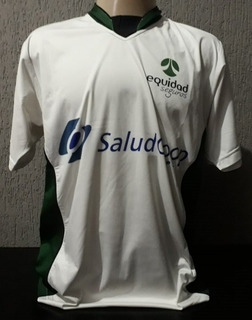 Camisa Do Time Club Deportivo La Equidad