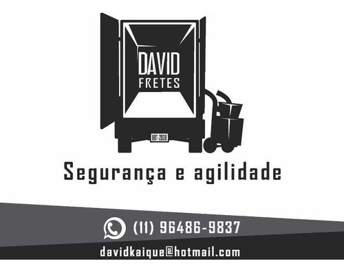 Imagem 1 de 5 de David Fretes Mudanças E Carretos
