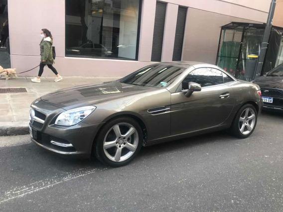 Mercedes-benz Clase Slk 1.8 Slk250 Cgi B.efficiency At 2012