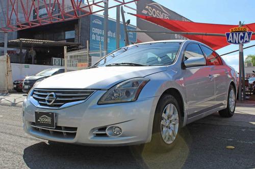 Imagen 1 de 15 de Nissan Altima 2010 4p S Basico Aut Cvt
