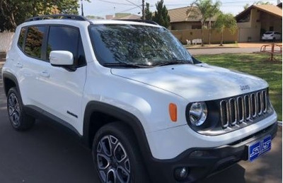 Jeep Renegade 1.8 Longitude Flex Aut. 5p