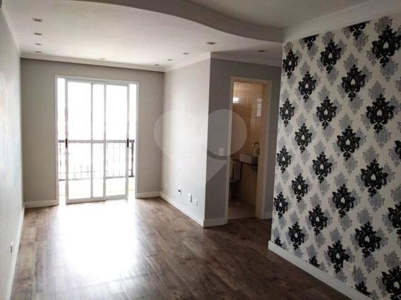 Apartamento Com 61 M² Na Vila Maria - 170-im349006