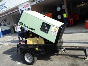 Compresor De Aire Marca Sullair Mod.185 Año 2007 Excelente
