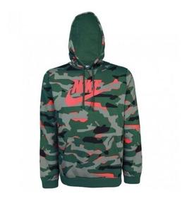 Moletom Nike Masculino Club Hoodie Camuflado Ar2867 Original