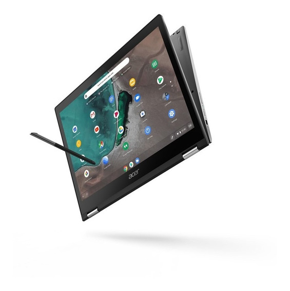Chromebook Spin Acer Cp713-1wn-55ht Intel® Core I5-8250u 8gb Ram 64 Emmc Tela De 13.5 Hd Chrome Os
