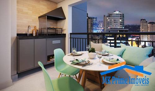 Imagem 1 de 15 de Apartamento  67m² Com 2 Dormitórios Sendo 1 Suíte No Centro De Osasco! - 2296