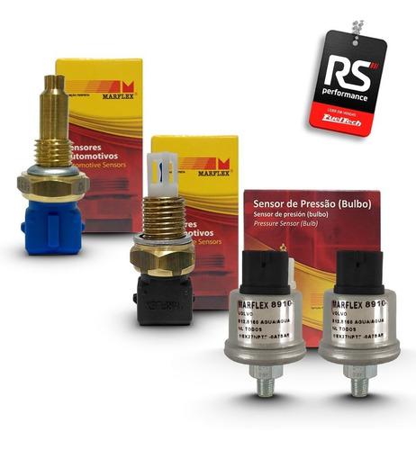 Kit Sensores Marflex P/ Ft250 Ft300 Ft350 Ft450 Ft500 Ft600