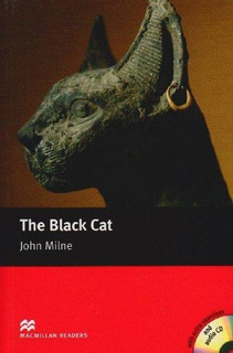 The Black Cat With Cd