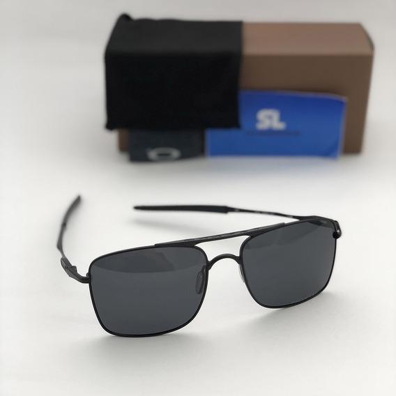 Óculos De Sol Masculino Deviation Preto Polarizado Cod0-452