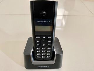 Telefone Sem Fio Motorola Neo 50 Visor Iluminado Viva Voz