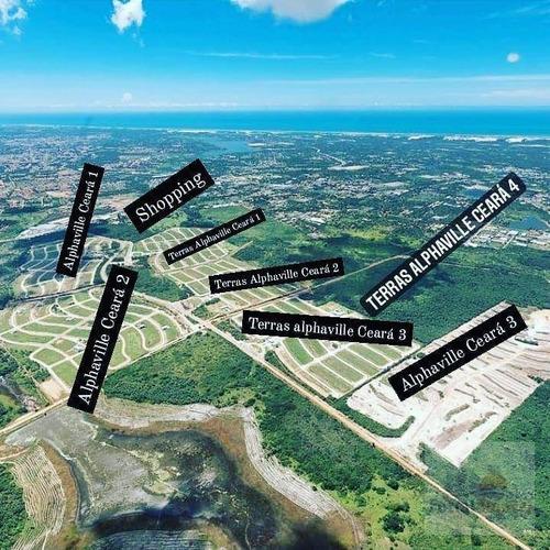 Imagem 1 de 14 de Terras Alphaville, Lote Para Construir Seu Sonho - Eusébio/ce - Te0099