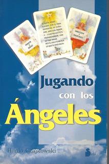 Jugando Con Los Ángeles - Cartas Y Libro