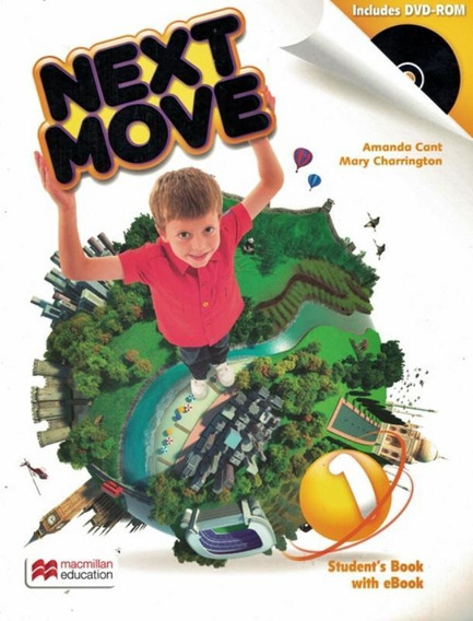 Next Move 1 Student´s Book With Ebook Pack - 1st Ed - Com