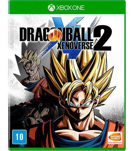 Imagem 1 de 1 de Dragon Ball Xenoverse 2 - Xbox One