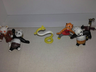 Lote Kun Fu Panda ( No Original)
