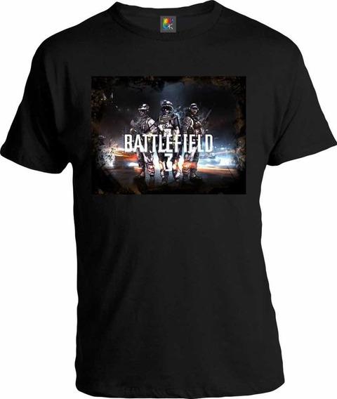 Remera Original Battlefield 3