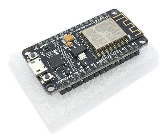 Nodemcu Esp8266 Cp2102 Lua Wifi Ble Compatível Arduino Ide