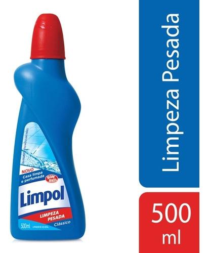 Limpeza Pesada Limpol Classico 500ml