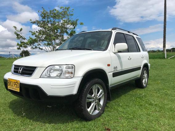 Honda Crv 1998 2.0 4x4 Lujo