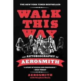 Livro Walk This Way: The Autobiography Of Aerosmith