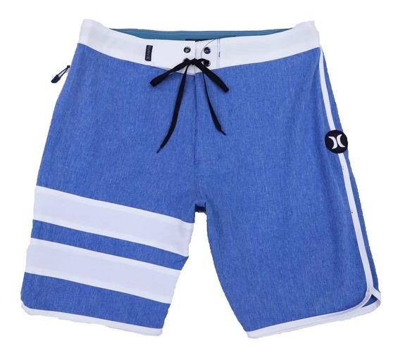 Hurley Phantom Short Traje De Baño Boardshort Bañador Azul