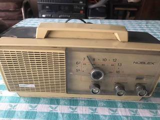 Radio Retro Vintage Noblex Modelo Fabulino