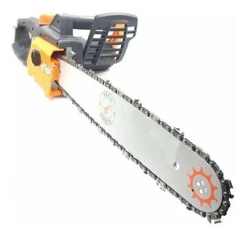 Motoserra Elétrica Profissional 1600w Siga Tools Promoção
