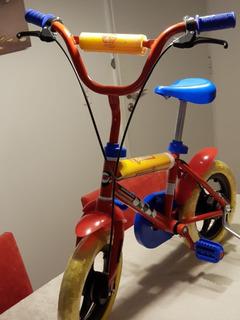 Bicicleta Para Niños Rodado 12 - Nueva
