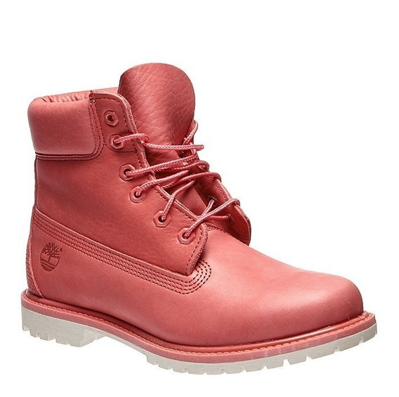 Exclusivesshoes, Brcgos Timberland Wtprf Coral. Talle 36