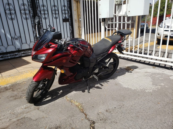 Yamaha Fazer 150cc 2013