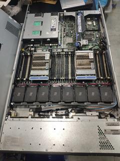 Servidor Hp Proliant Dl360p Gen8 8-p, 96gb Ram, 4x 600gb Sas