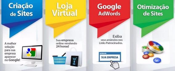 Criação Websites - Lojas Virtuais - Comece A Ganhar Dinheiro