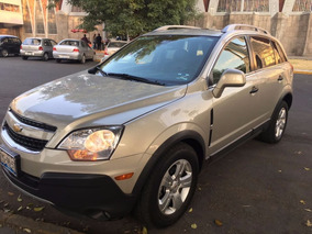 Chevrolet Captiva Aut 2.4 Ls Plus Mt Rin 17