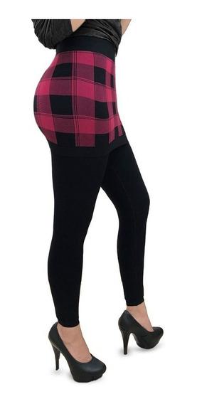 Leggins Sexys Minifalda Mallones Mayones Lycra Leggings