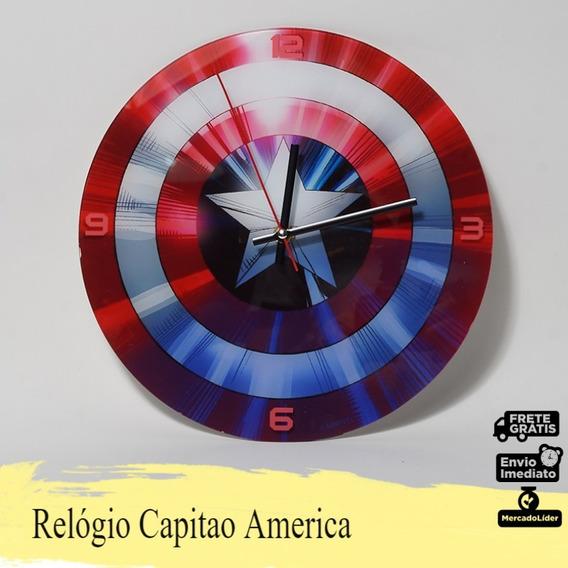 Relógio Capitão América