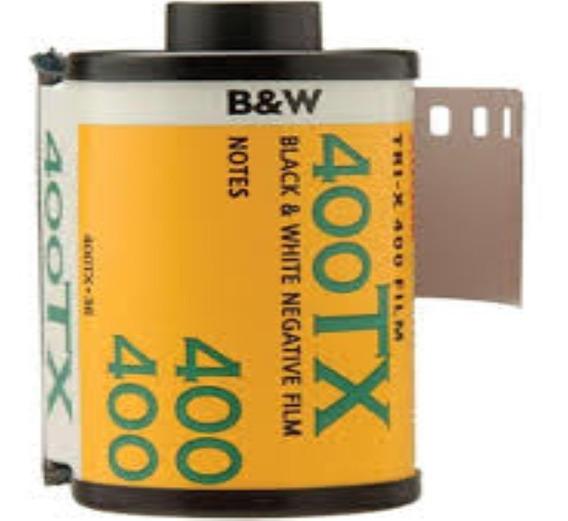 Kodak Filme Tri-x 400 35mm 36 Poses Venc 03/2021