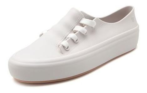 Tênis Melissa Ulitsa Sneaker Branco - N° 35 - Semi Novo