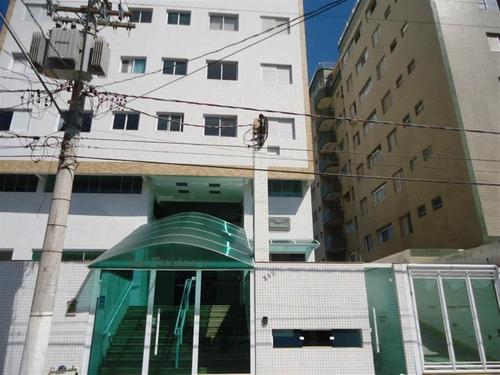 Apartamento, 1 Dorms Com 50.87 M² - Ocian - Praia Grande - Ref.: Jsan111 - Jsan111