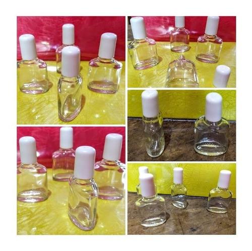 Imagen 1 de 1 de Frasco Perfumero Vidrio 8 Ml, Aceites, Muestras, Perfume X10