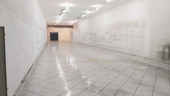 Salão Comercial Com 600 Metros Quadrados No Centro Da Penha - Ta7022