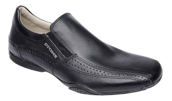 Zapato Stone 1415 Steve Madison Negro