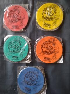 Elma Chips - Coleção Tape Tazos Tinny Toon Lacrada Completa