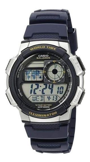 Reloj Casio Multifuncional Envio Gratis Inmediato