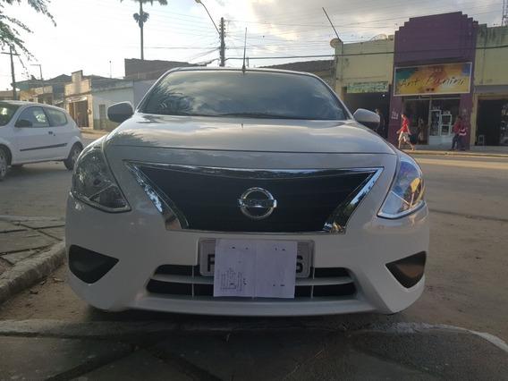 Nissan Versa 1.6 16v Sv 4p 2018