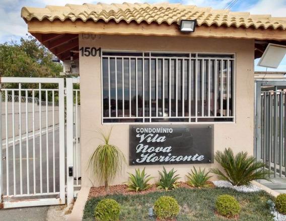 Sobrado Com 2 Dormitórios À Venda, 58 M² Por R$ 259.000 - Jardim Imperador - Suzano/sp - So0566