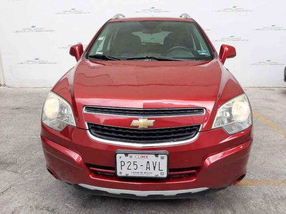 Chevrolet Captiva 2014 5p Ls L4/2.4 Aut