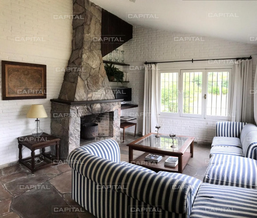 Casa En Alquiler - San Rafael-ref:27409